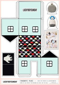 5 DiY to Try: Houses and Towns