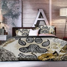 Foliage Duvet Cover + Sham Set is modern organic bedding. Inhabit is your source for environmentally friendly modern furnishings for your home. Contemporary Duvet Covers, Modern Duvet Covers, Bed Duvet Covers, Comforter Sets, Duvet Cover Sets, Boudoir, Stylish Beds, Modern Bedroom, Modern Bedding