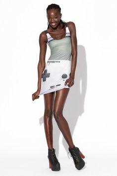 Gamer Dress › Black Milk Clothing