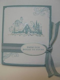 To You and Yours Gift Card -cover