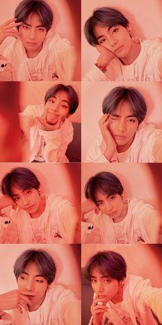 Kim Taehyung, Bts Bangtan Boy, Foto Bts, Saranghae, Bts Love, V Bts Wallpaper, Bts Aesthetic Pictures, Bts Backgrounds, Album Bts