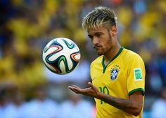 Jogador Neymar
