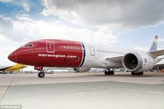Norwegian, the World's Best Low-Cost Long-Haul Airline and Airline of the Year announced today it will add Tampa International Airport to its ever-growing United States route network. Twice weekly service to London Gatwick will Low Cost Flights, Direct Flights, Cheap Flights, Travel News, Air Travel, Travel Info, Budget Travel, Travel Guide, Norwegian Airlines