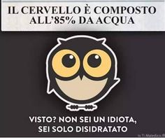 non sei male come persona. Sarcastic Quotes, Funny Quotes, Le Clown, I Hate My Life, Feelings Words, Just Smile, Have Fun, Hilarious, It's Funny
