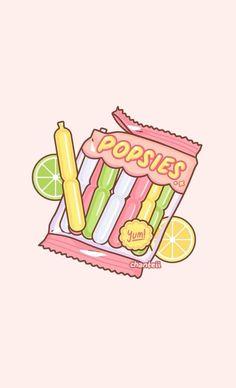 Cute Food Drawings, Cute Kawaii Drawings, Kawaii Art, Stickers Kawaii, Cute Stickers, Japon Illustration, Cute Illustration, Cute Food Art, Cute Art Styles