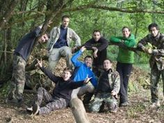 d day paintball france