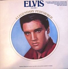 Elvis A Legendary Performer