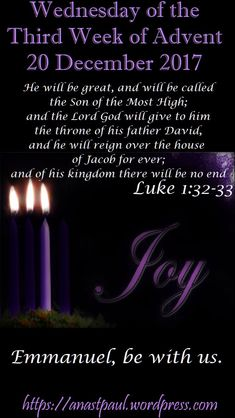 Psalm 24, Isaiah 9 6, Third Sunday Of Advent, Advent Prayers, Lord Of Hosts, Prince Of Peace, Advent Wreath, A Child Is Born, Pink Candles