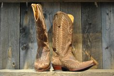 """OLD GRINGO BROWN EAGLE BOOT -- """"Share the LOVE and Repin me. ;-)"""""""