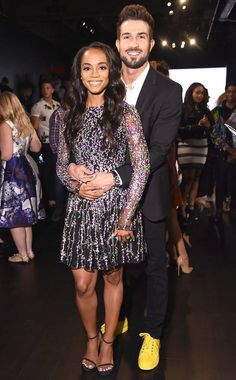 Rachel Lindsay & Bryan Abasolo from The Big Picture: Today's Hot Photos