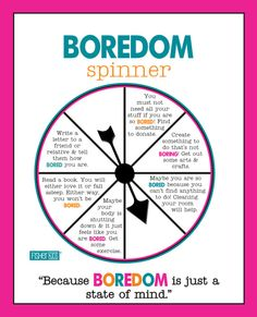 boredom spinner by fisherkids on Etsy