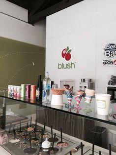 Blush Organic Frozen Yogurt, Burlingame, CA