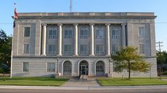 Kimball County Courthouse - Kimball, Nebraska