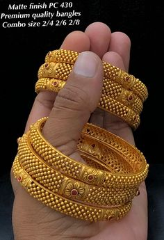 """Only Stockist n Reseller Welcome. If you are looking below coded Jewellry """"PC ,NJ ,RA ,BA ,NS"""" Contact to below number for best price Creations whatsapp for enquiry Plain Gold Bangles, Gold Bangles For Women, Gold Bangles Design, Gold Earrings Designs, Gold Jewellery Design, Indian Gold Bangles, Gold Jewelry, Indian Jewelry Earrings, Indian Gold Necklace"""