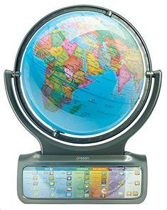 Oregon Scientific SG338C - Globo terráqueo interactivo: Amazon.es: Juguetes y juegos Oregon, Infinity, Color, Ideas, Model, Globe, Girls Toys, Storage, Globes