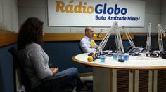 Entrevista Rádio Globo 29.04.2014