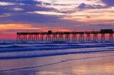 Daytona Beach, Florida! <3