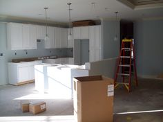 Kitchen cabinets for our new #home in the #Grande Dunes new home development #Myrtle Beach