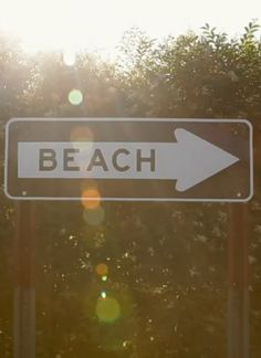 let's go to the beach!!