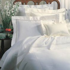 Sferra Diamante Bedding By Sferra Bedding, Bed Sets, Comforters, Duvets, Bedspreads, Quilts