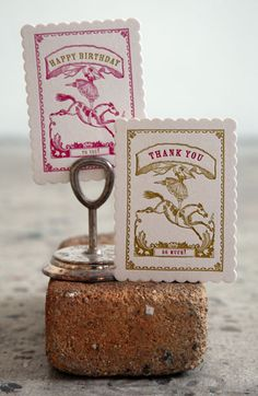 I love Austin Press and I love these cute cards.