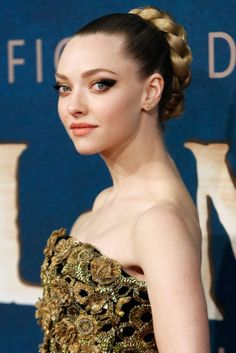 Amanda Seyfried's Beauty Evolution - 2012