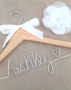 for bridesmaids - asking them with this?