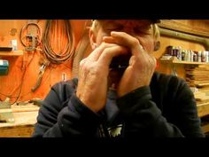 How to Play Harmonica with Jam Snortin' Jamie on C Blues Harp Key of C - YouTube
