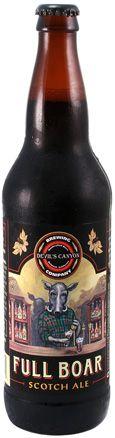 Devil's Canyon | Full Boar Scotch Ale