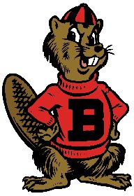 Playing baseball for the Blackburn College Beavers