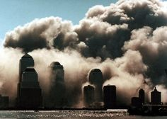 New York - The Towers have fallen