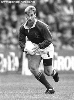 Andre Joubert - South Africa - International Rugby Union Caps for South Africa. Rugby League, Rugby Players, Rugby Pictures, International Rugby, Welsh Rugby, Australian Football, All Blacks, My Childhood Memories, Sports Art