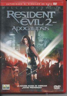Resident Evil -  Apocalypse (Resident Evil 2)