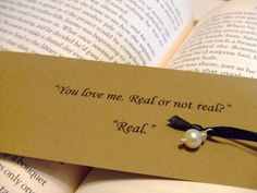 You love me. Real or Not Real?   Real.   I don't think I've ever been so happy at the end of a series then when I read this (: