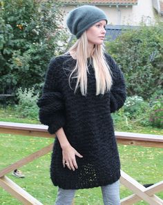 Strik sweater strikkekit