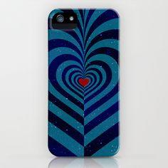Half A Heart #8 iPhone & iPod Case by Ornaart - $35.00