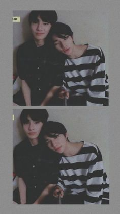 hey look, it's my otp making my night Cute Boys On Instagram, Kids Background, K Wallpaper, Lee Know, Kpop Boy, Youngjae, Kpop Groups, Boyfriend Material, K Idols