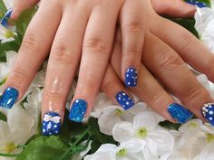 My client wanted something to go with her rockabilly dress I think I nailed it Rockabilly Nails, Nail Technician, Manicure And Pedicure, Eyelash Extensions, My Nails, Dress, Beauty, Lash Extensions, Dresses
