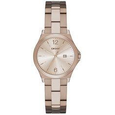 DKNY Parsons DKNY2368 to model ujęty w prostym designie. Model skierowany do kobiet ceniących sobie prostote wykonania w każdym szczególe. #zegarek #zegarki #timetrend #dkny