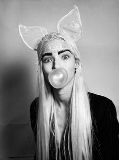 "balenciwanga: ""Sasha Luss in Garage Magazine Fall Winter 2014-2015 photographed by John Akehurst """