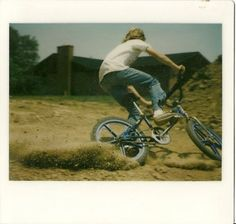 For 99.9% of guys back in the Golden Age, this is what it was really about- vacant lot thrashing.