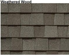 Landmark Premium Color Is Weathered Wood Landmark Premium