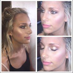 Prom makeup. Bridal makeup. Anastasia Beverly Hills. Makeup geek cosmetics. Mac.