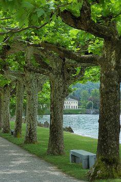 Villa Melzi, Lake Como, province of Como, Lombardy region Italy