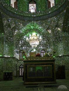 kamelworld:  itsmemajede:  holyplaces:  Shah Cheragh: Shiraz, Iran  Shah Cheragh, Imam Reza's shrine. How beautiful is this omg.  woah  feel as if they have the whole world / feel the whole world