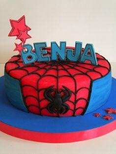 pastel hombre araña - Buscar con Google