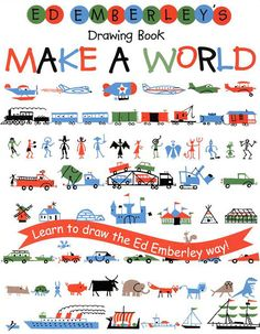 Imagine through animation with Danielle Ash & Ed Emberly |Moomah the Magazine