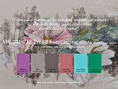 Color Trends 2016 2017 Fall Winter | Email This BlogThis! Share to Twitter Share to Facebook Share to ...