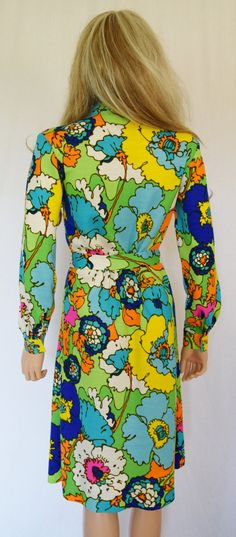 Vintage 1960's The LILLY PULITZER NeOn by ElectricLadyland1