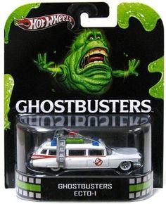 GHOSTBUSTERS ECTO-1 2013 RETRO Hot Wheels 1:64 Scale Die Cast by Mattel, http://www.amazon.com/dp/B00AQL7T8Y/ref=cm_sw_r_pi_dp_98pLrb1KPR3M0